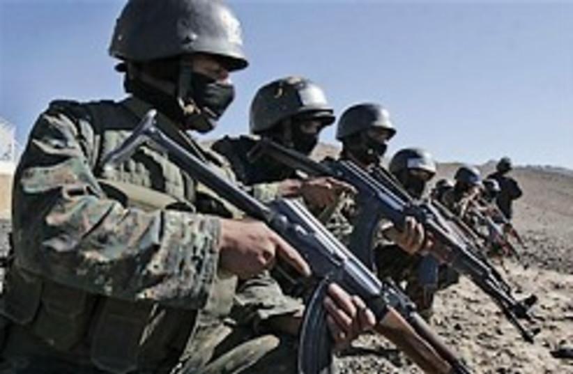 Yemen anti-terrorist unit 248.88 (photo credit: )