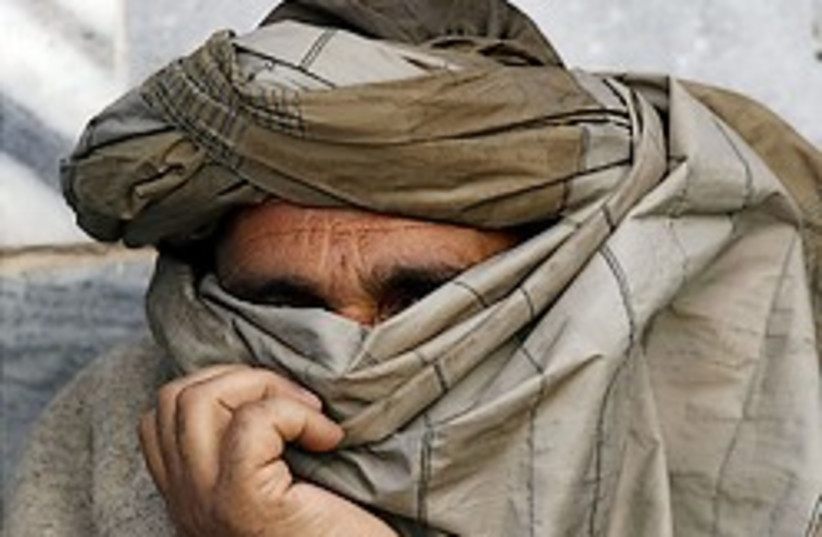 taliban man 248.88 ap (photo credit: AP [file])