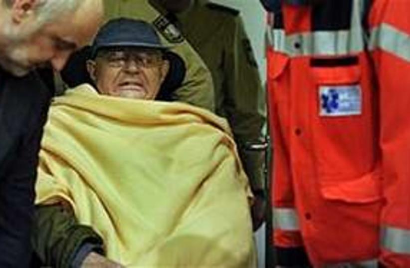 John Demjanjuk trial  (photo credit: AP)