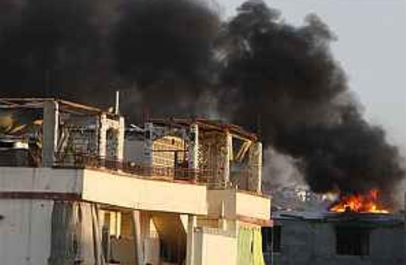Lebanon fire 298.88 (photo credit: AP)
