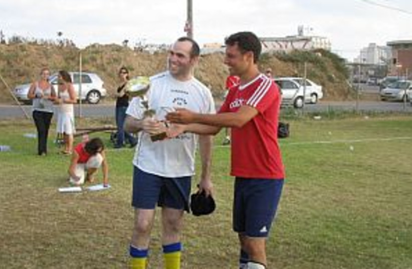 olim soccer cup 298.88 (photo credit: Courtesy)