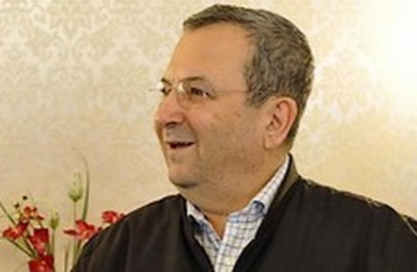 Barak fancy (photo credit: Ariel Hermoni / Defense Ministry)