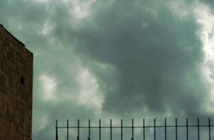 bad weather (photo credit: Jack Tonhaben)