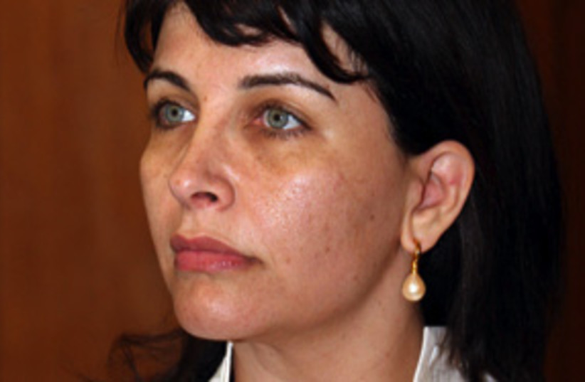 Labor MK Einat Wilf (photo credit: Ariel Jerozolimski)