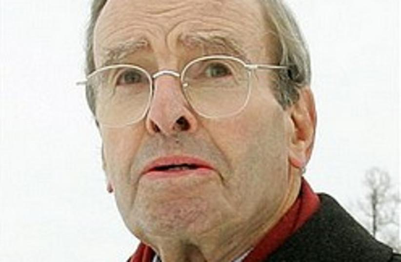 Ernst Cramer (photo credit: AP [file])