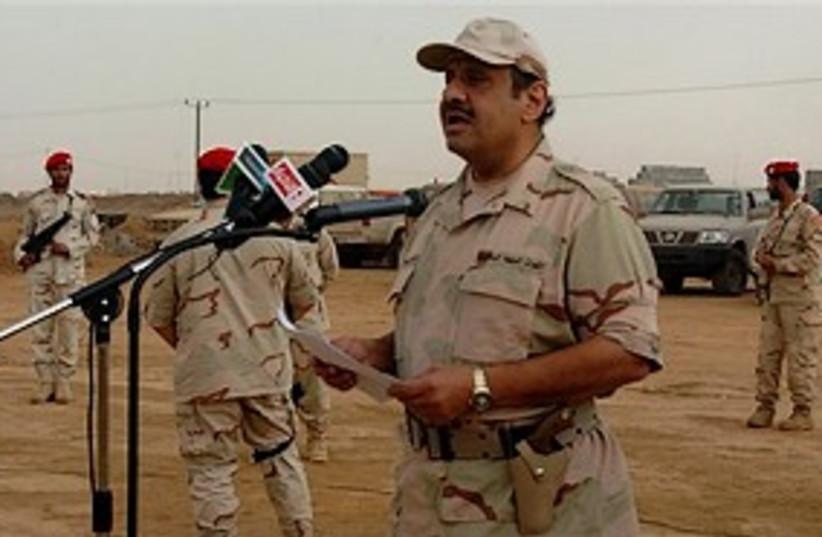saudi army 311 ap (photo credit: AP)