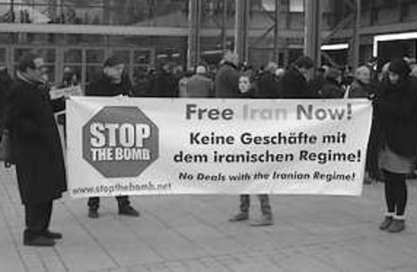 stop the bomb germany 311 (photo credit: Stefan Laurin)