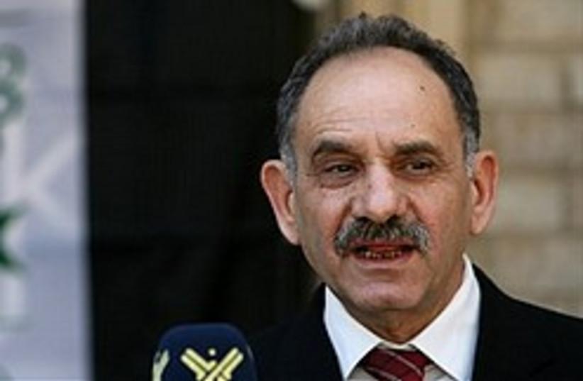 Saleh al-Mutlaq (photo credit: AP)