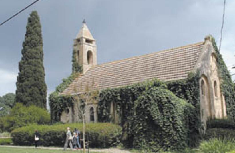 templer church 298 (photo credit: Lydia Aisenberg)