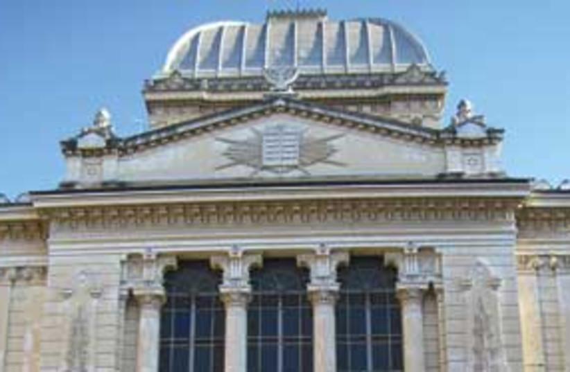 rome synagogue 311 (photo credit: Steve Linde)