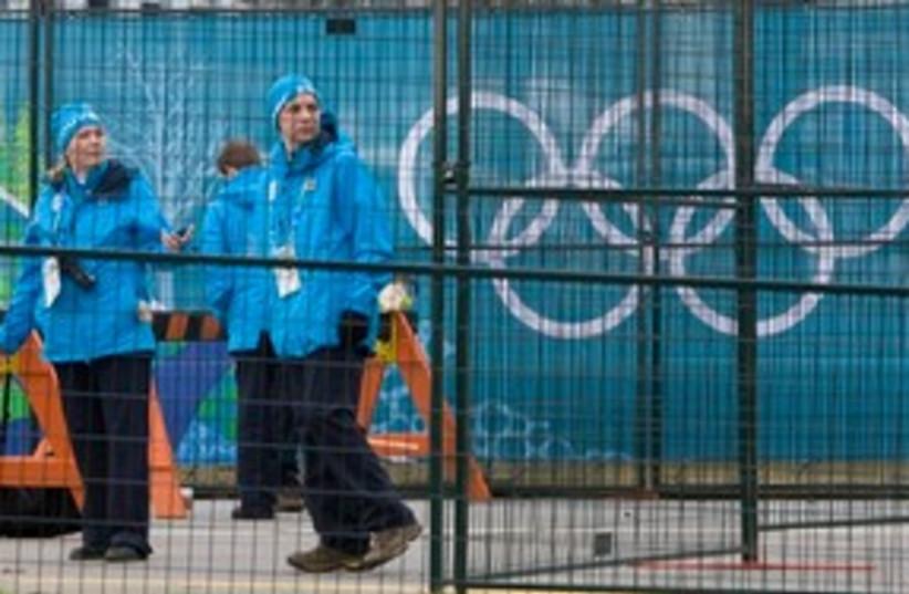 Vancouver winter olympics (photo credit: AP)