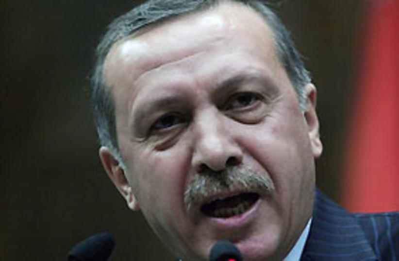 Turkey PM Erdogan 311 (photo credit: Courtesy)