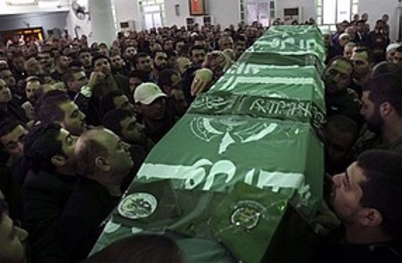Mabhouh coffin 311 (photo credit: ASSOCIATED PRESS)