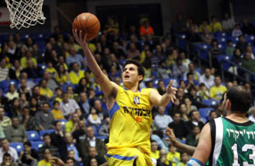 basketball guy pnini 311 (photo credit: BSL)