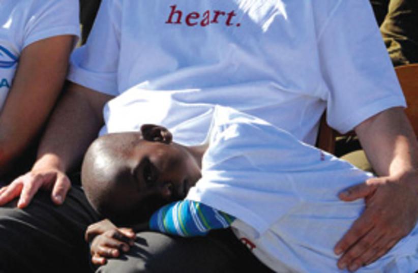 haitian boy 311 (photo credit: Courtesy)