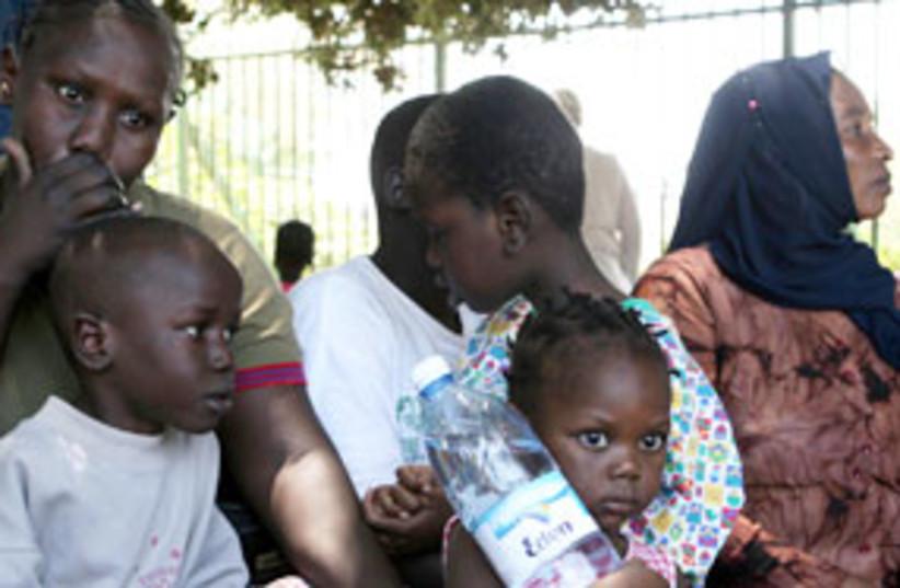 sudan refugees 311 (photo credit: Ariel Jerozolimski)