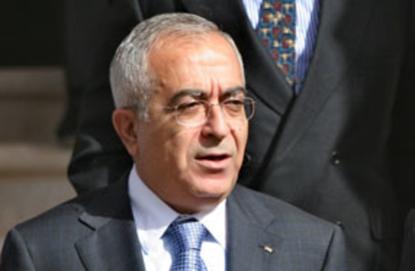 fayyad 311 (photo credit: AP)