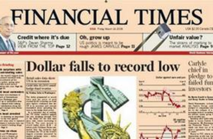 financial times 311 (photo credit: Courtesy)