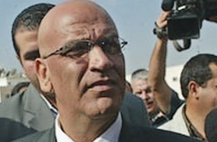 Erekat 311 (photo credit: AP)