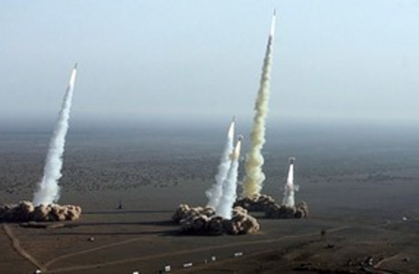S-300 (photo credit: Associated Press)