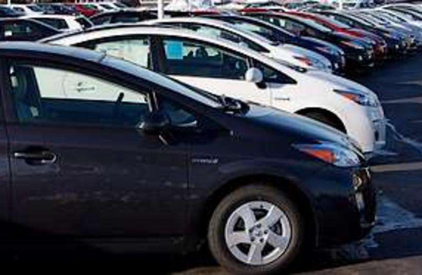 Prius (photo credit: Associated Press)