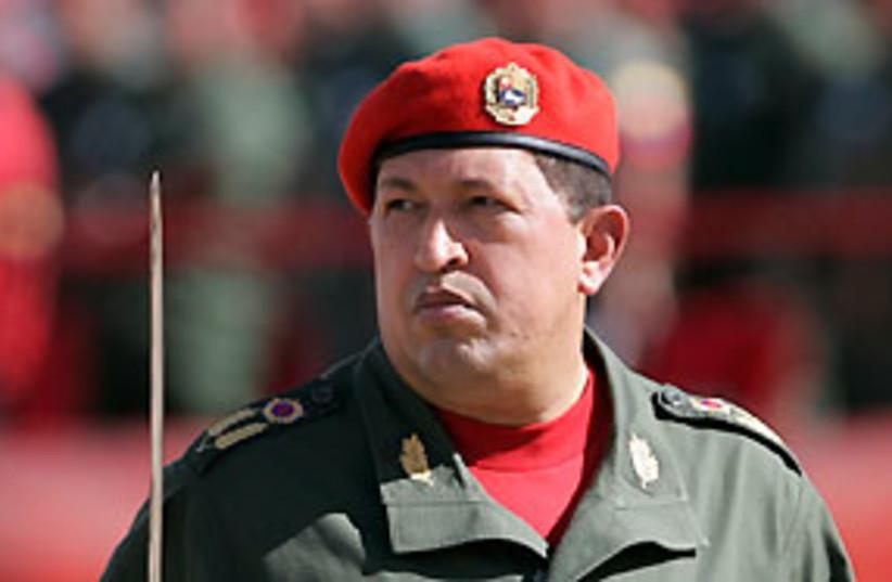 chavez great 311 (photo credit: AP)