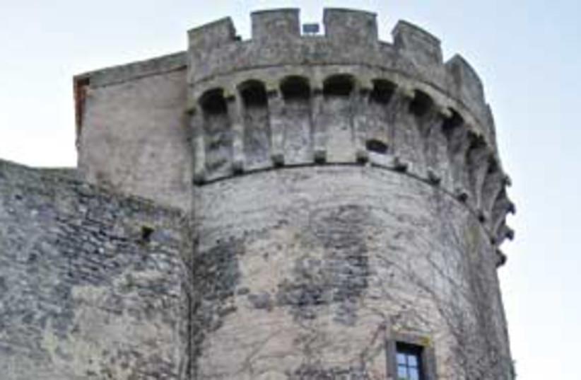 Castello Odescalchi (photo credit: Steve Linde)