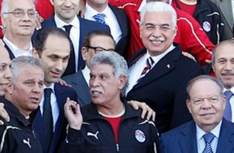 Egypt national soccer team coach Hassan Shehata 311 AP (photo credit: AP)