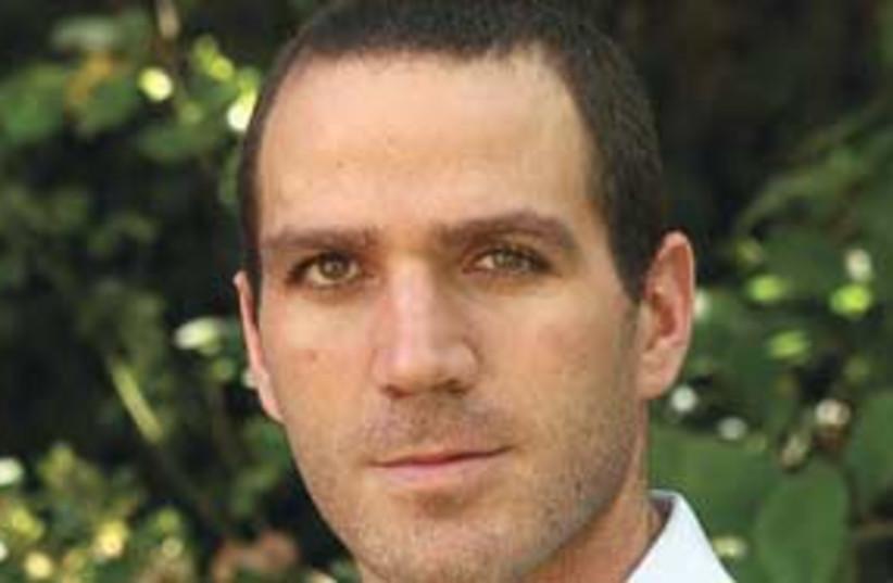 Yakir Segev 311 Ariel 311 (photo credit: Ariel Jerozolimski)