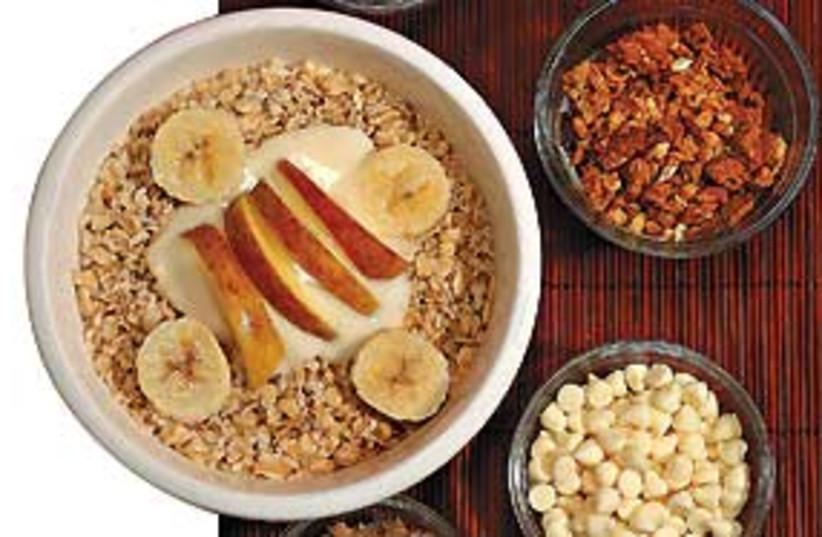 oats recipes 311 (photo credit: Kevin Eisenhut/Milwaukee Journal Sentinel/MCt)
