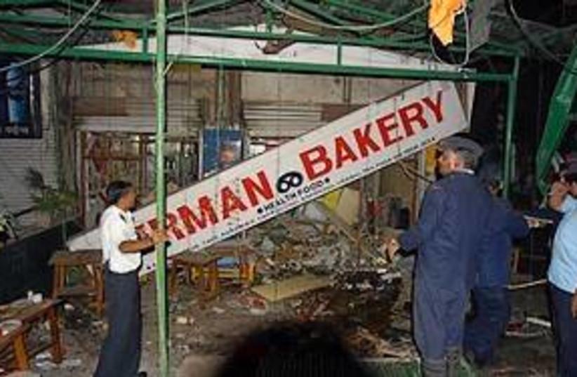 German bakery 311 (photo credit: AP)