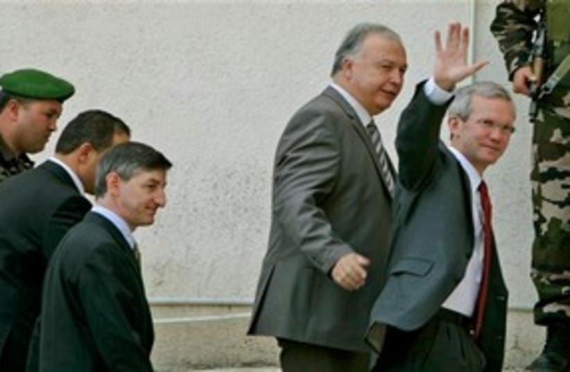 rafiq husseini (photo credit: Associated Press)