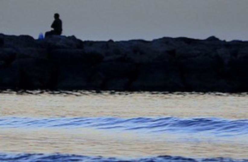 tel aviv sea 311 (photo credit: AP)