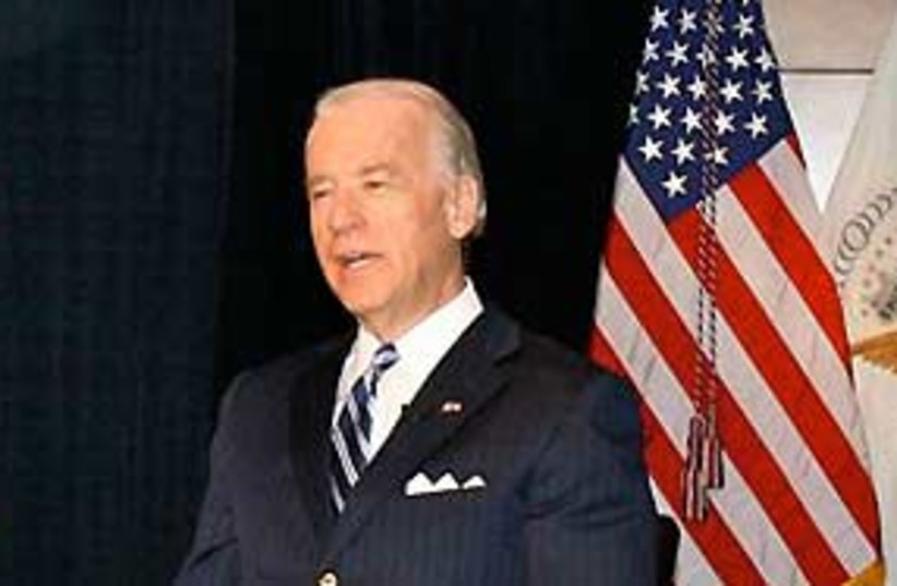 biden 311 (photo credit: AP)