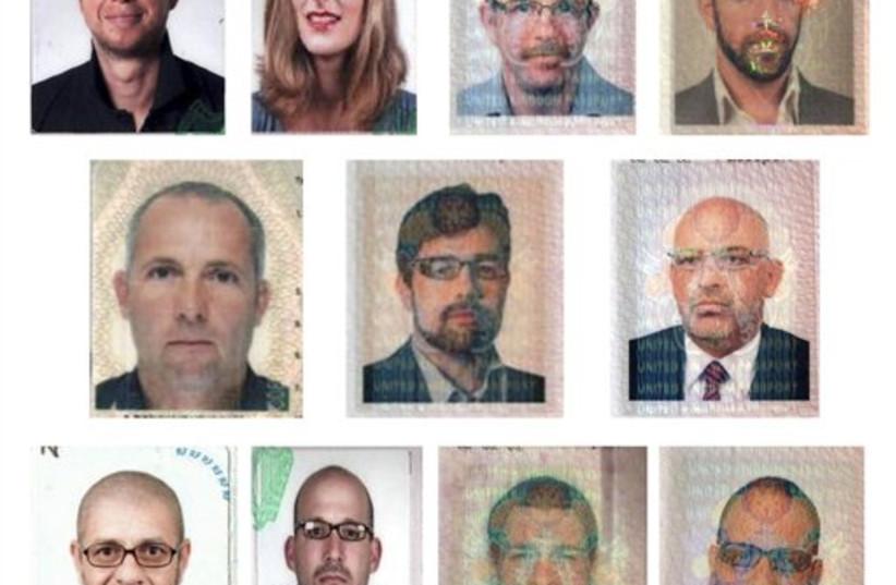 dubai passports vb (photo credit: AP)
