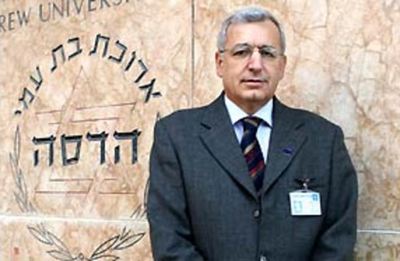 mor yosef 311 (photo credit: Ariel Jerozolimski)