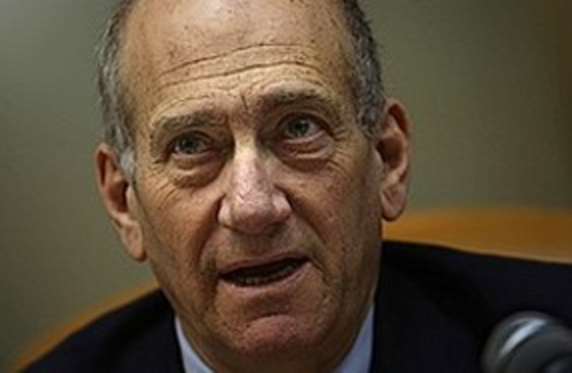 Ehud Olmert 311 AP Good Quality (photo credit: AP)