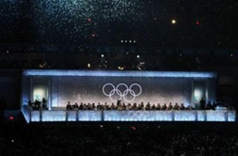 vancouver closing ceremony 311 (photo credit: AP)
