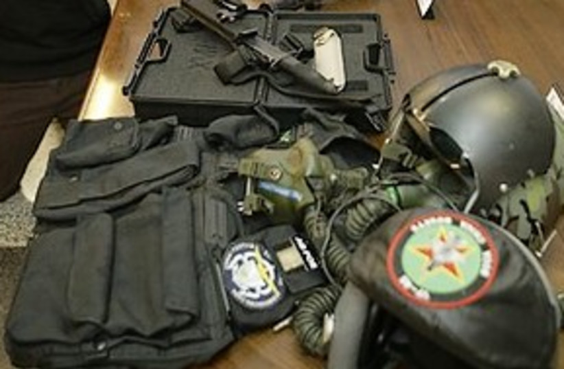 italy iran weapons 311 (photo credit: AP)