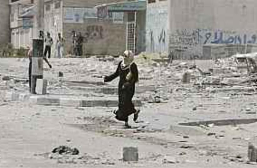 Hamas-Fatah 298.88 (photo credit: AP)
