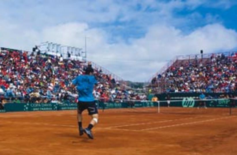 harel levy davis cup tennis 311 (photo credit: Asaf Kliger)