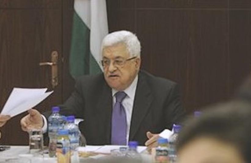 Mahmoud Abbas (photo credit: Associated Press)