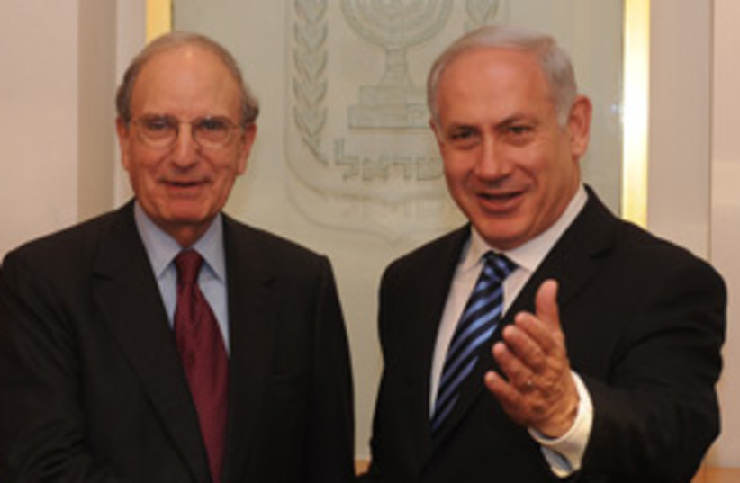 Mitchell Netanyahu 311 (photo credit: GPO)