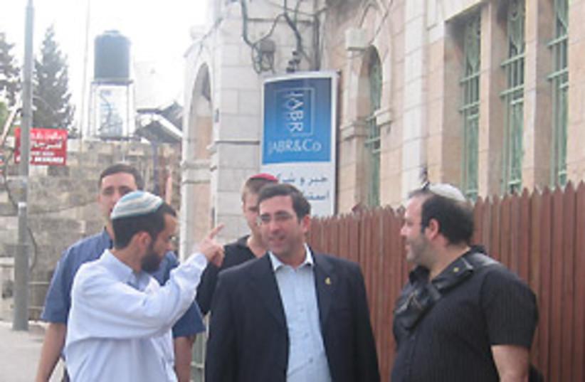 daviv hadari sheikh jarrah 311 (photo credit: Jerusalem Municipality)