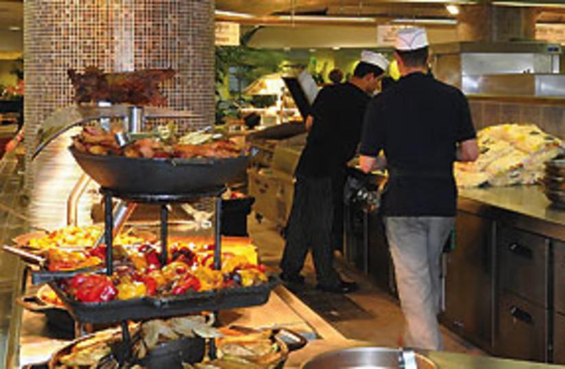 meir panim kitchen 311 (photo credit: Courtesy)