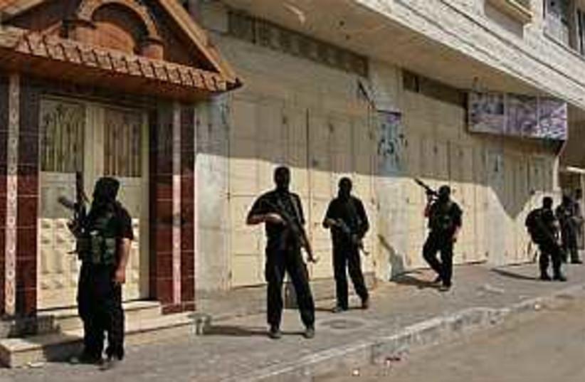 hamas in gaza 2 298.88 (photo credit: AP [file])
