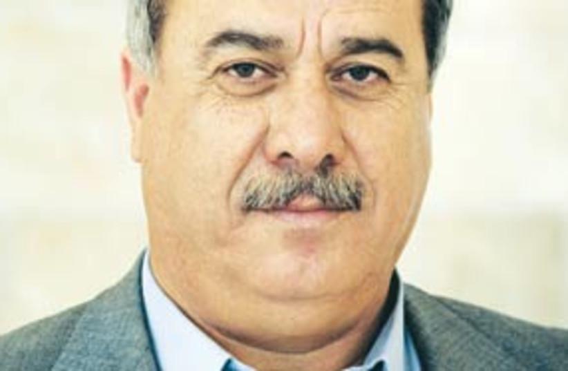 mohammad barakeh 311 (photo credit: Ariel Jerozolimski)