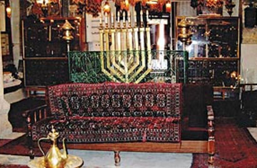 Syria synagogue 311 (photo credit: Barney R. Whitesman )