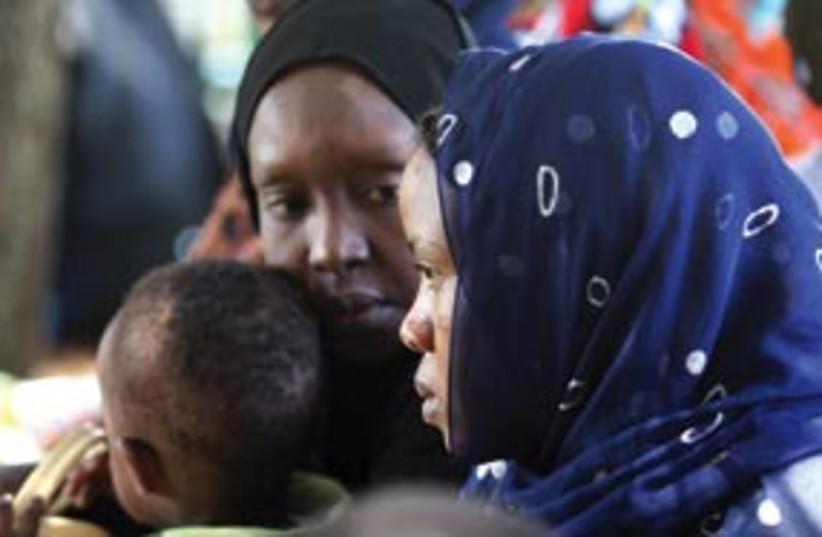 sudanese refugees 311 (photo credit: Ariel Jerozolimski [file[)