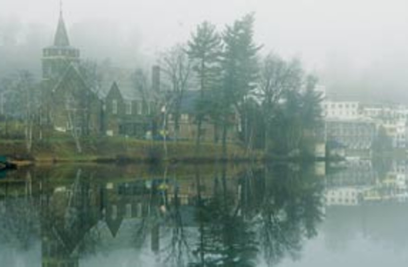 lake placid 311 (photo credit: AP)